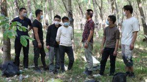 56 người Trung Quốc nhập cảnh trái phép 'lọt' tới TP.HCM, Tây Ninh